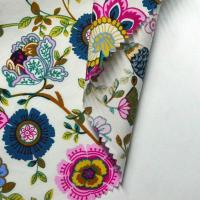 Buy cheap 100% Cotton Printed Shirt Fabric Reactive Pigment Printing Suit Woven Twill/plain Fabric from wholesalers