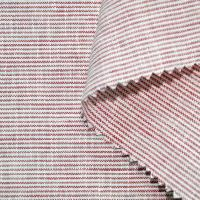 Buy cheap Linen Yarn Dyed Woven Fabric from wholesalers