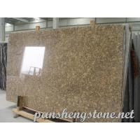 Buy cheap Giallo Fiorito Granite Slab from wholesalers