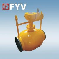 Buy cheap Underground Fully Welded Ball Valve from wholesalers