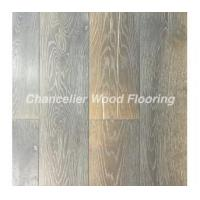 Buy cheap Wide Plank smoked oak engineered flooring from wholesalers
