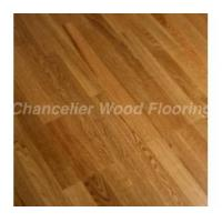 Buy cheap 3 strip Natural Finger Jointed Oak Flooring from wholesalers