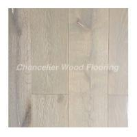 Buy cheap ABCD grade brushed european oak engineered flooring from wholesalers