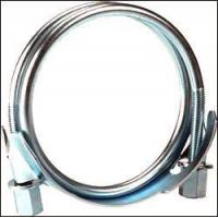 Buy cheap Double Bolts High Strength Heavy Duty Hose Clamp Double Bolt Hose Clamps from wholesalers