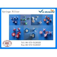 Buy cheap Syringe filter product