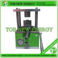 Buy cheap Hydraulic Sealing Machine For Cylinder Cell and Coin Cell from wholesalers