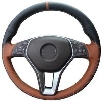 Orange steering wheel covers quality orange steering for Mercedes benz steering wheel cover