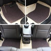 Buy cheap Car Floor Mats Car Special Floor Mat Black Beige Wine Red Brown for Ford Focus 3 2012-2014 from wholesalers
