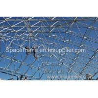 Buy cheap High quality low cost steel structure building steel space frame roof system Admin Edit from wholesalers