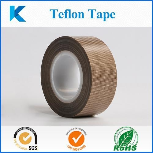 Ptfe tape with silicone adhesive teflon high