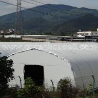 Buy cheap Agricultural Mushroom Greenhouse with Black and White Film product