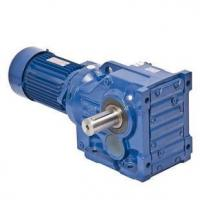 Buy cheap K series helical bevel gearbox from wholesalers