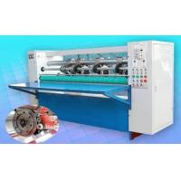 Buy cheap Thin Blade Slitting and Creasing Machine from wholesalers