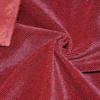 Buy cheap Cationic Twill Polyester Velvet Sofa Fabric from wholesalers