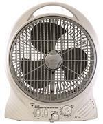 Buy cheap Greenhouse Battery Powered Rechargeable Fan w/AM/FM Radio from wholesalers