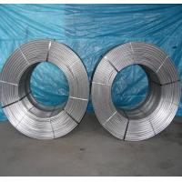 Buy cheap Ferro Silicon Alloy Cored Wire Or FeSi Wire from wholesalers