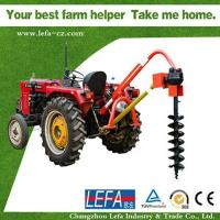 Buy cheap Portable 12 Inch Hole Digger Tractor Post Hole Earth Auger Drill from wholesalers