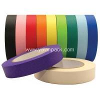Buy cheap Colored high temperature solder wave masking tape from wholesalers