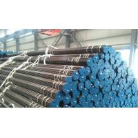 Buy cheap ASTM A106 ASME SA106 Grade A B C black carbon steel seamless grb pipe tubing specifications from wholesalers