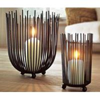 Buy cheap HWM-802139 metal wire candle holder from wholesalers