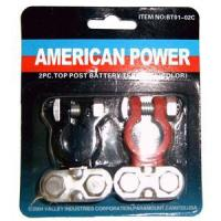 Buy cheap AUTOMOTIVE PRODUCTS 2PC TOP POST BATTERY TERMINAL SET, COLOR from wholesalers