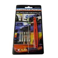 Buy cheap AUTOMOTIVE PRODUCTS 5 PC. AUTO GLASS FUSE ASSORTMENT WITH PULLER from wholesalers