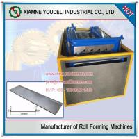 Buy cheap Portable Standing Seam Metal Roof Panel Forming Machine from wholesalers