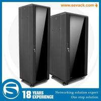 Buy cheap Assemble free standing it rack floor network cabinet equipment 37U 42U 47U from wholesalers