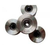 Buy cheap diamond round deep cemented tungsten carbide wire drawing dies from wholesalers