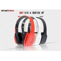 Buy cheap Bluetooth Headset SBT-215 from wholesalers