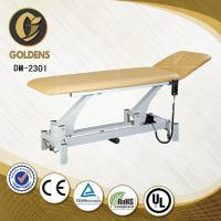 Buy cheap simple adjusted heavy duty stationary electric lift table facial bed wholesale DM-2301 product