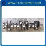 Buy cheap CUMMINS 6L engine parts crankshaft dongfeng tractor with best price and high hardness from wholesalers