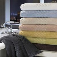 Buy cheap China Customized Cotton Jacquard Patterned Bath Sheets from wholesalers