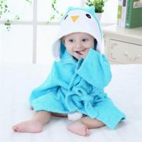 Buy cheap Hooded Baby Towel Robe from wholesalers
