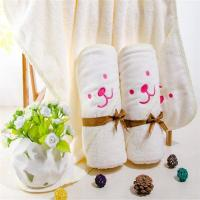 Buy cheap OEM Quality Organic Cotton Hooded Baby Towel Set from wholesalers