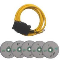 Buy cheap ENET (Ethernet to OBD) Interface Cable E-SYS ICOM Coding FOR BMW F-Series from wholesalers