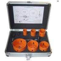 Buy cheap 9PCS bimetal hole saw kit EHK09002. industrial kit. from wholesalers