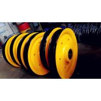 Buy cheap Hot Rolling Sheave Pulleys from wholesalers