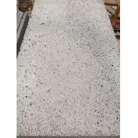 Buy cheap Big Hole Lava Stone In Grey Color For Paving And Flooring product