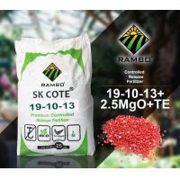 Buy cheap Fertilizer RAMBO 19-10-13+2.5MGO+TE Controlled release fertilizer from wholesalers