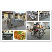 Buy cheap High Automation Chicken Nuggets Peocessing Line from wholesalers