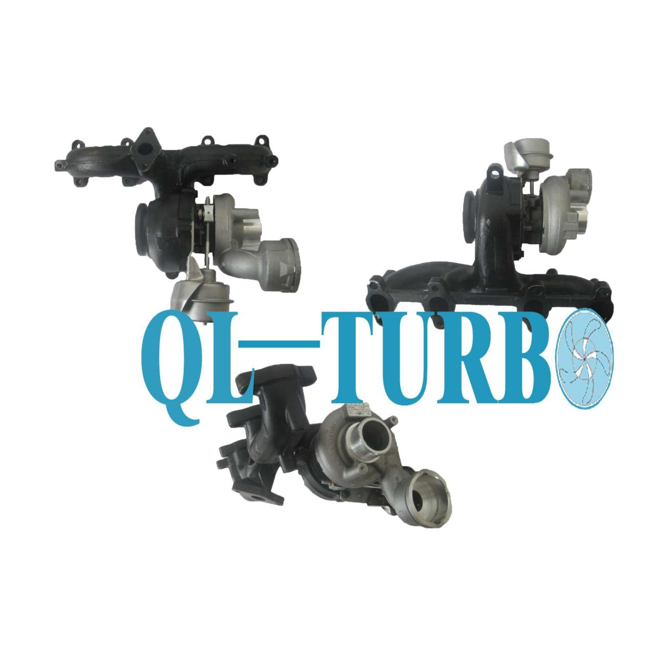 Buy cheap Turbocharger BV39 54399880022 for AUDI/SEAT/VW vehicle from wholesalers