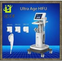 Buy cheap newest Non-invasive hifu Slimming machine HIFU dissolve fat machine hifu body slimming machine product