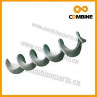 Buy cheap Spiral blade helical blade and machine from wholesalers