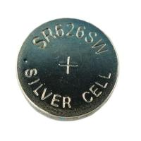 Buy cheap High Quality 1.55V SR626SW Silver Oxide Button Cell Battery from wholesalers