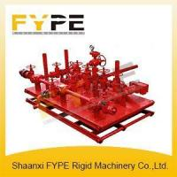 Buy cheap Wellhead Choke and Kill Manifold, Subsea Manifold for Oil and Gas from wholesalers