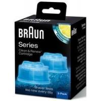 Buy cheap Braun CCR2 Cleaner Refills (2 pack) from wholesalers