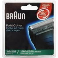 Buy cheap Braun 10B/20B Replacement Shaving Heads for Cruzer3 and FreeControl from wholesalers
