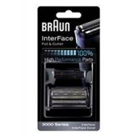 Buy cheap Braun 3600FC Replacement Shaving Heads for InterFace from wholesalers