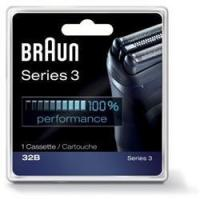 Buy cheap Braun 32B Replacement Shaving Heads for Series 3 Black from wholesalers